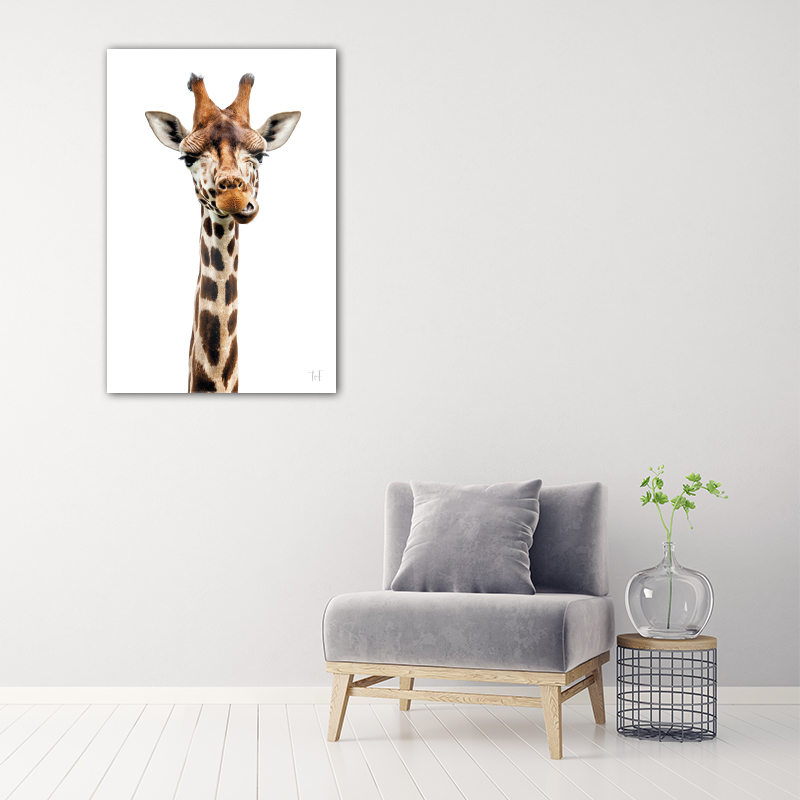 ToF I see you (giraf) staand