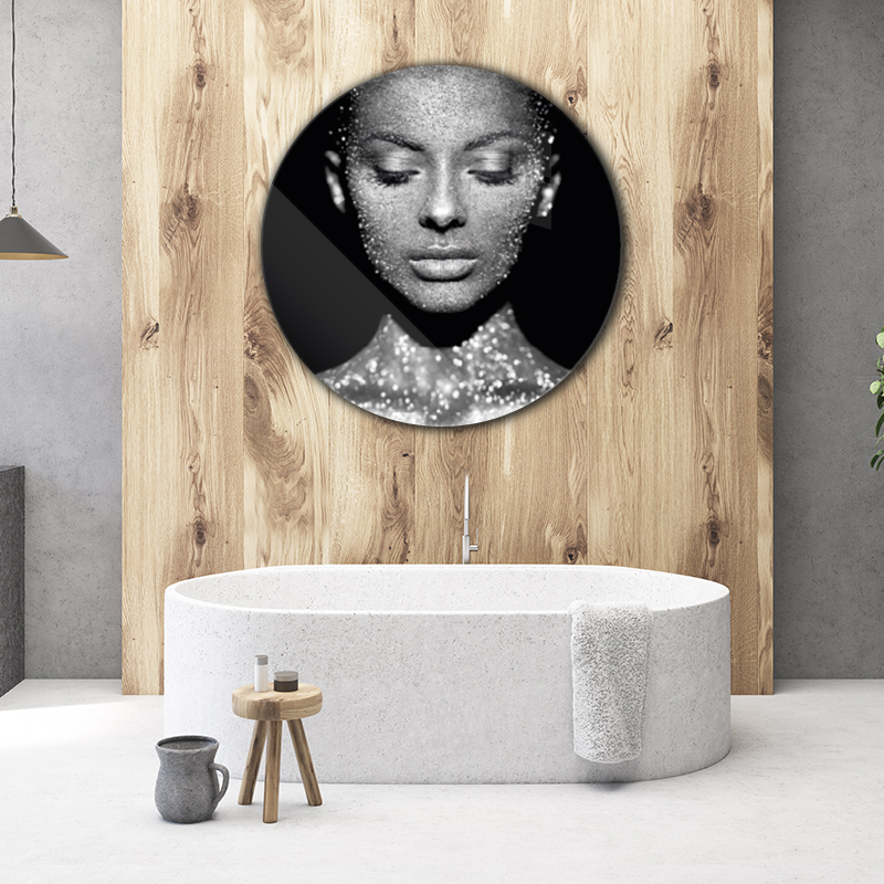 ToF Bright sparkle rond