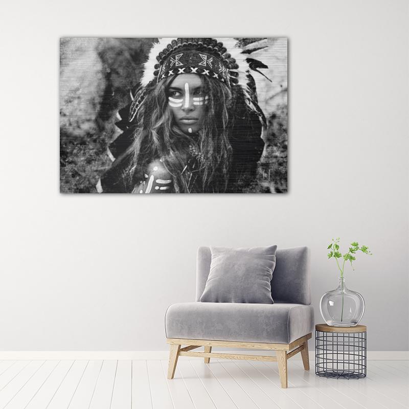 ToF Roman Woman - ToF aan je muur