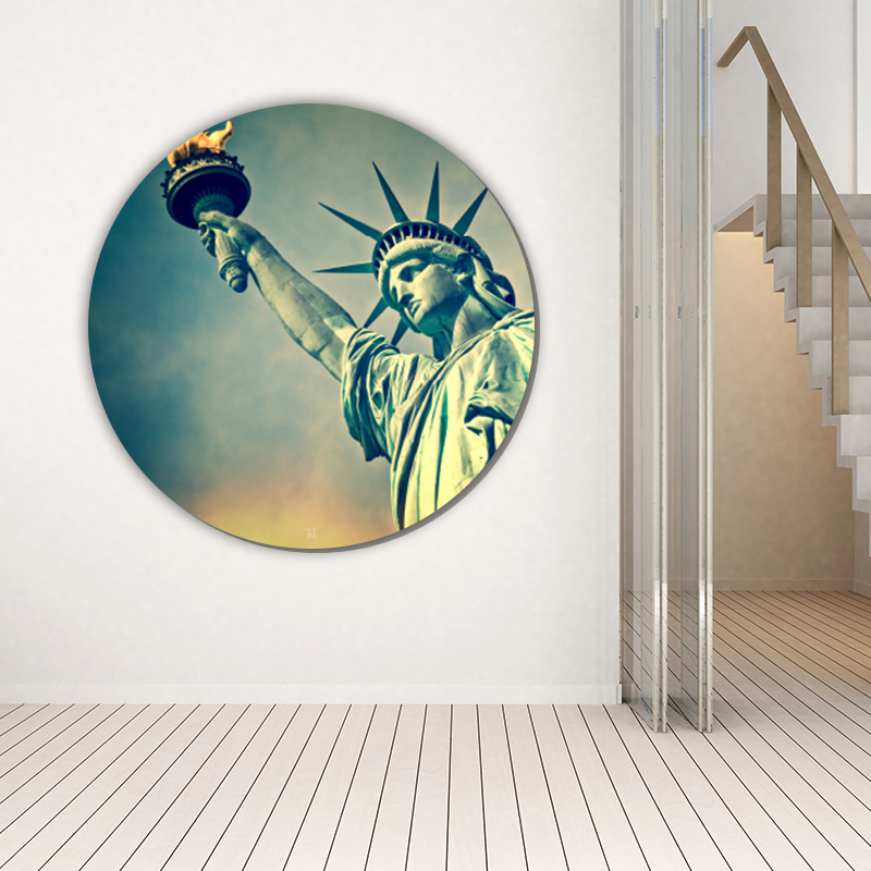 ToF Statue of Liberty New York rond