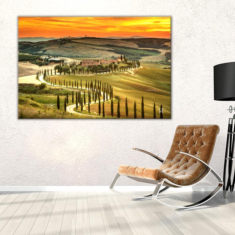 ToF Toscane liggend